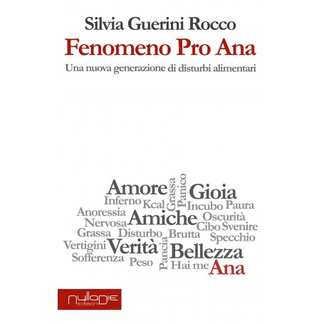 Silvia Guerini Rocco - Fenomeno Pro Ana