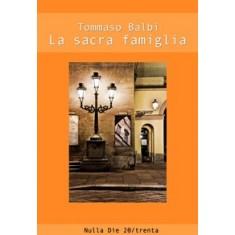 Tommaso Balbi - La sacra famiglia