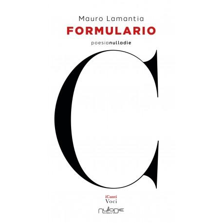 Mauro Lamantia - Formulario